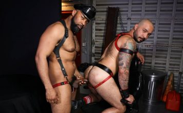 Ray Diesel and Julian Torres for Pride Studios 3