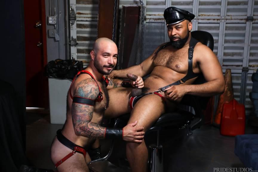 Ray Diesel and Julian Torres for Pride Studios