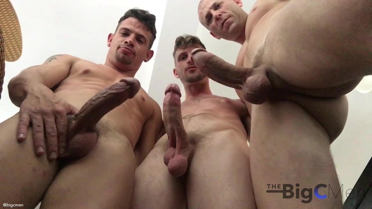 The Big C Men: Brent Everett, Cory & Jared 4
