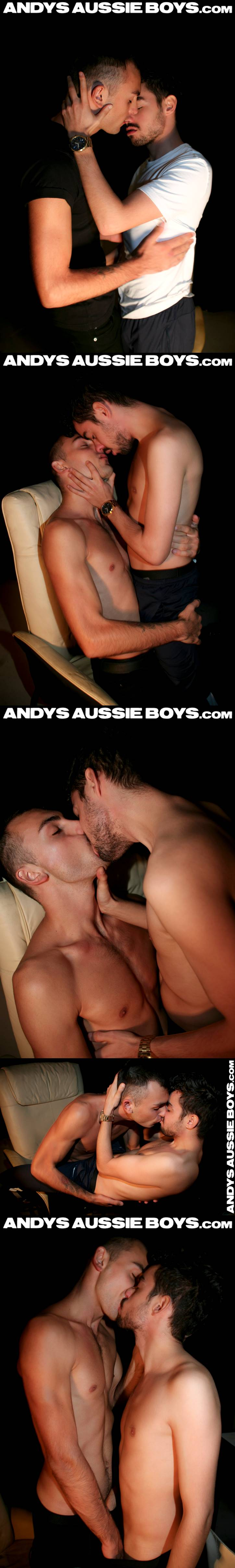 Andy's Aussie Boys: Ryan and Peter