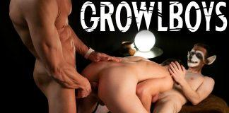GrowlBoys - Stray: Chapter 5: Brandon Moore & Eddie Racoon 1