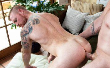 Jack Vidra & Ryan Stone - Haulin' Ass - Raging Stallion 2