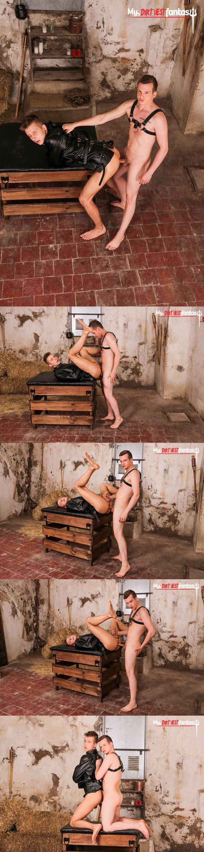 Peter Polloc & Silas Rise for My Dirtiest Fantasy 1