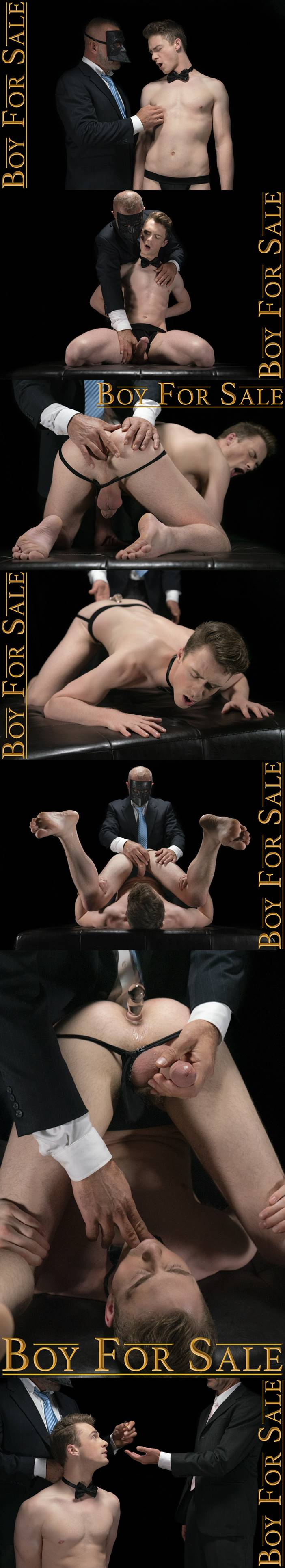 Boy For Sale - The Boy Cole Blue: Chapter 2 with Damien Oaks & Felix Kamp