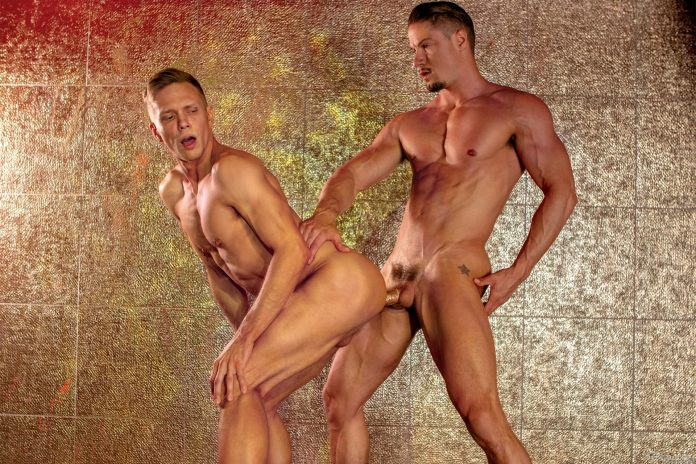 Ethan Chase and Skyy Knox - Love and Lust in Montreal 2