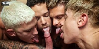 Five Brothers: The Takedown - Brother's Gang Bang 1