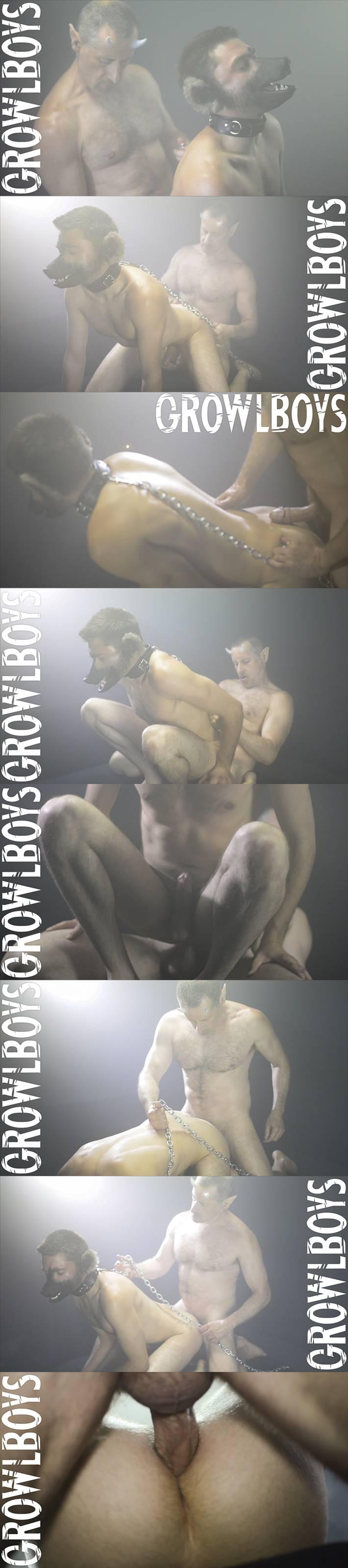 Growl Boys - Lost Boys: Chapter 5