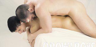 Growl Boys: Nathan - Chapter 2 with Bishop Angus 2