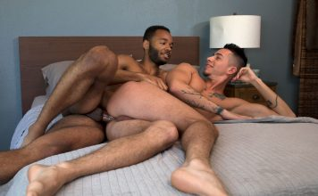 Guys In Sweatpants: Rooney Marx and Vincent O'Reilly 1