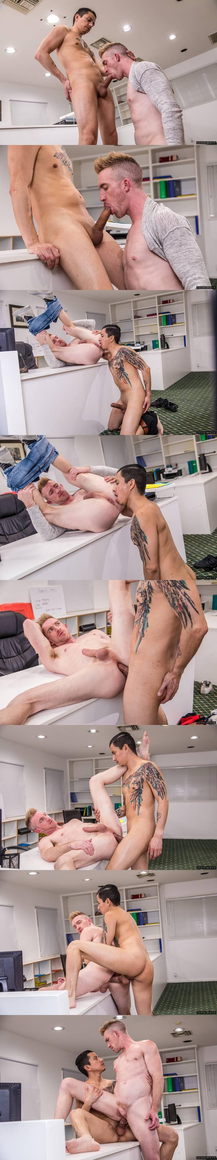 Icon Male: Nick Fitt & Aaron Blonco