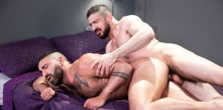 Sharok and Marco Napoli - Hot, Raw and Ready 2