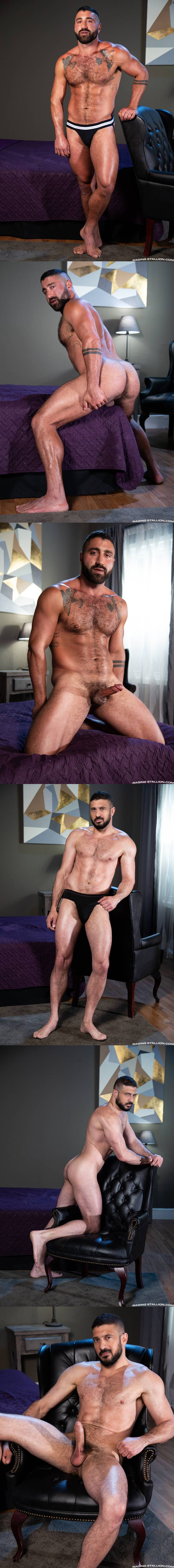 Sharok and Marco Napoli - Hot, Raw and Ready