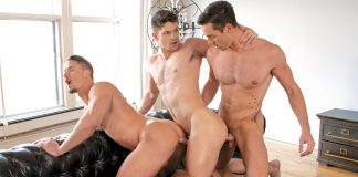 Skyy Knox, Devin Franco & Steven Lee - Love and Lust in Montreal 2