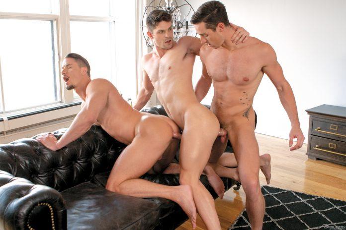 Skyy Knox, Devin Franco & Steven Lee - Love and Lust in Montreal 2