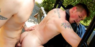 Mark Long & Jackson Cooper - Bareback Cowboys 1