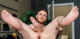 Seamus O'Reilly Fisted By Dale Savage 1