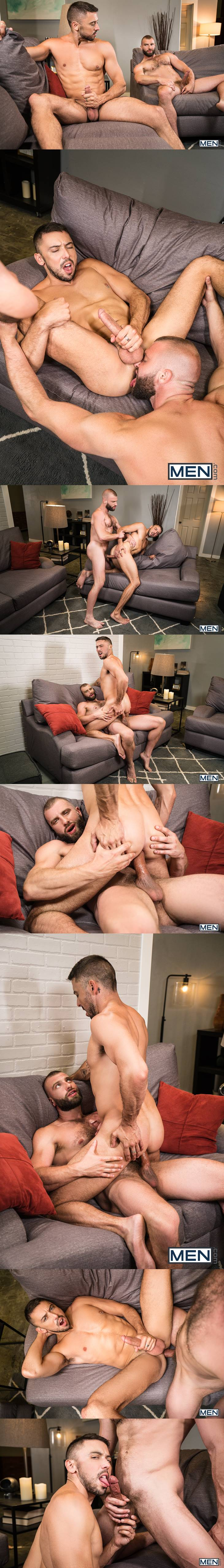 Shane Jackson Fucked By Donnie Argento