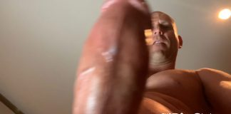 The Big C Men Face Fucks A Horny Fan 1