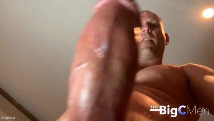 The Big C Men Face Fucks A Horny Fan 1