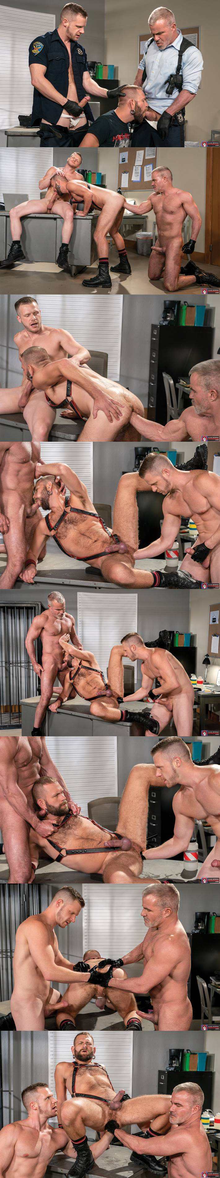 Brian Bonds, Dale Savage & Josh Mikael for Club Inferno Dungeon