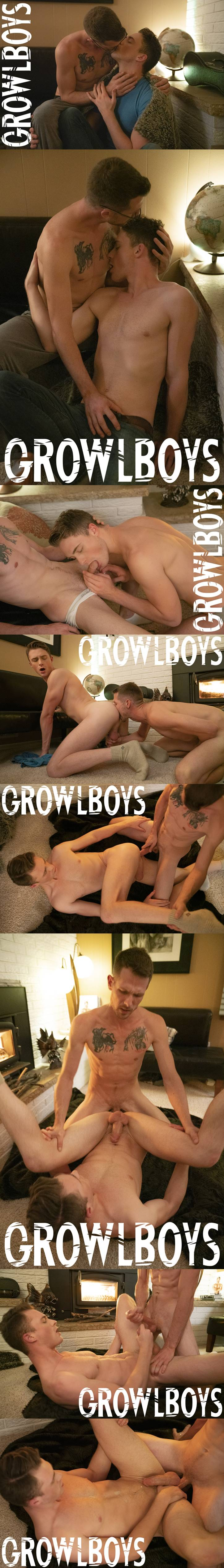 Growl Boys: The Monster 2 - Cole Blue & Tim Armstrong
