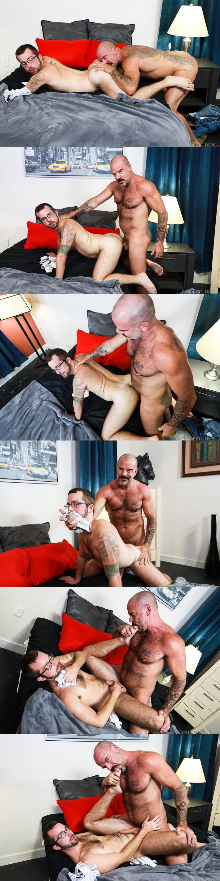 Jay Donahue & Jack Dyer for Pride Studios 1