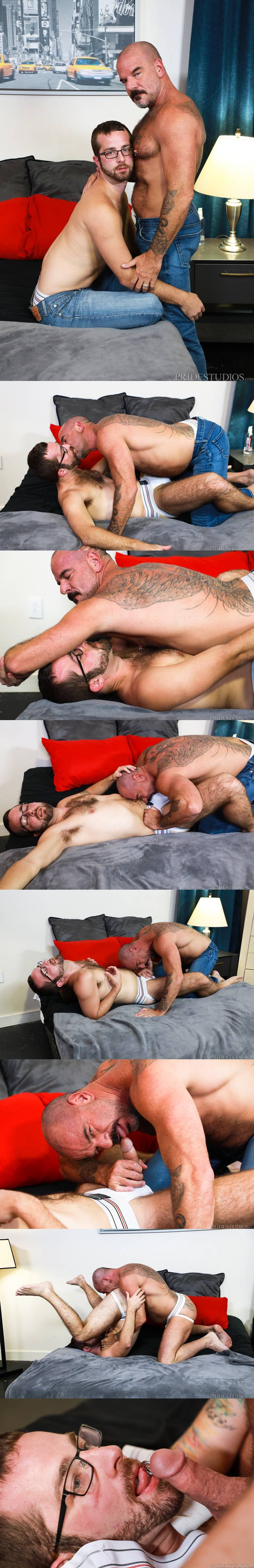 Jay Donahue & Jack Dyer for Pride Studios