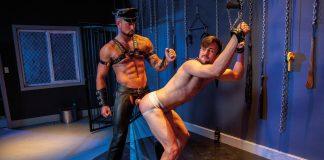 Mason Lear & Michael Roman for Fisting Central 2