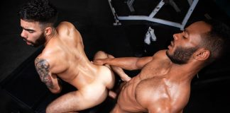 Papi Suave & Rooney Marx - Outta The Park! By Raging Stallion 2