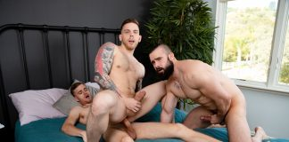 Ryan Jordan, Mathias & Steve Rickz for Next Door Studios 1