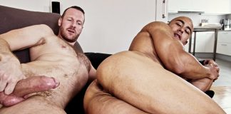 Tim Kruger and Vicenzo - Bareback For Tim Tales 2