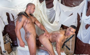Zario Travezz and Julian Grey for Dominic Pacifico 2
