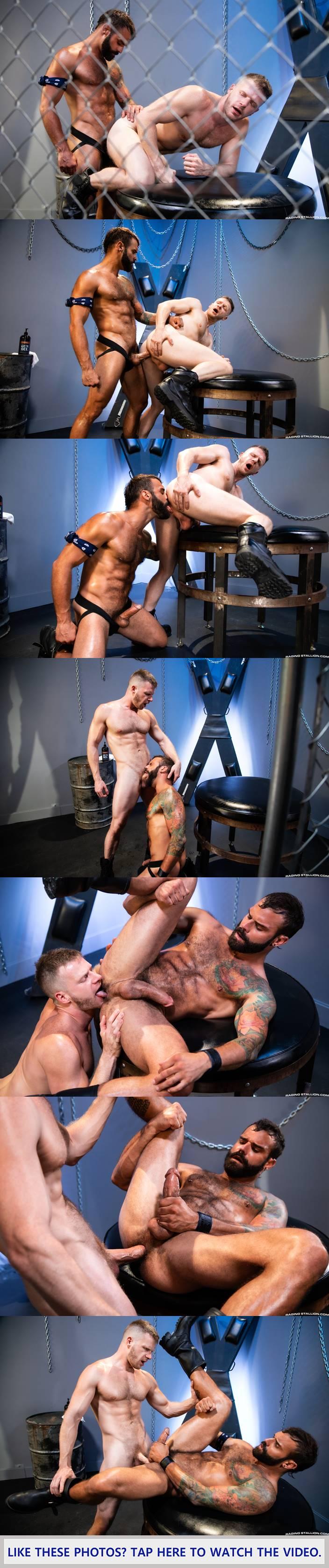 Brian Bonds & Drake Masters - Manscent by Raging Stallion 1