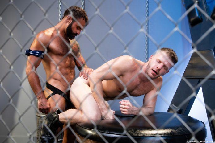 Brian Bonds & Drake Masters - Manscent by Raging Stallion 2