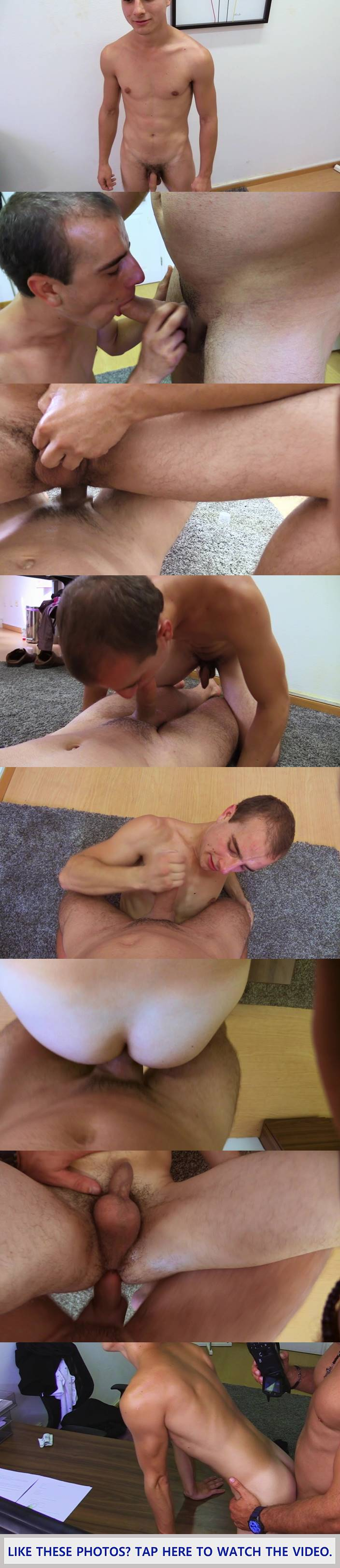 Dirty Scout - Scene 205: Undressed and Fucked