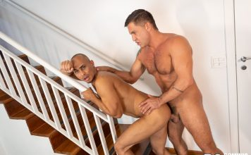 Dominic Does Brazil: Dominic Pacifico and Kaliu 1