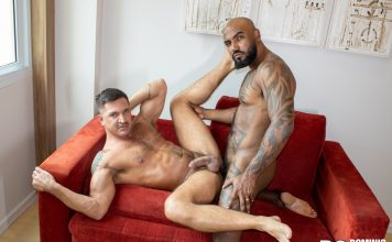 Dominic Does Brazil – Dominic Pacifico and Vitor Guedes 2