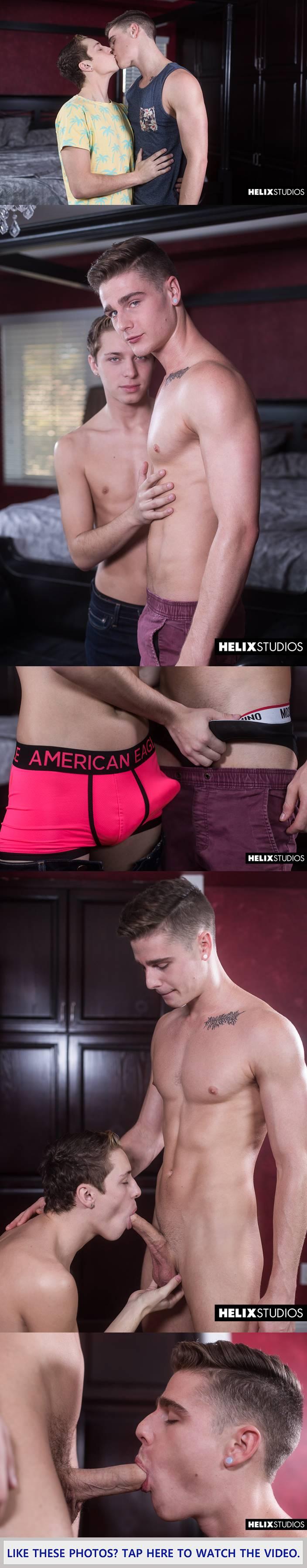 Helix Studios: Jacob Hansen and Travis Stevens