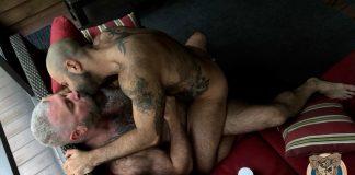 Muscle Bear Porn: Will Angel Breeds Atlas Grant 1