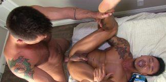 Peter Fever: The Jockstrap - Morning Studs: Travis Yukarin & Dominic Pacifico 2