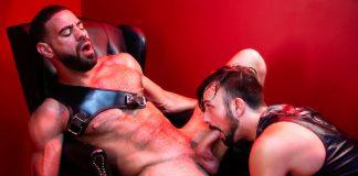 Ricky Larkin & Mason Lear - Manscent by Raging Stallion 2