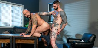 Teddy Bryce and Julian Torres for Fisting Central - Part 1 2