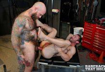 Bareback That Hole: Jack Dixon and Mike Gaite 1