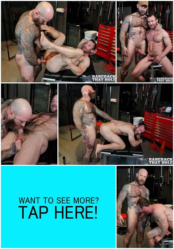 Bareback That Hole: Jack Dixon and Mike Gaite