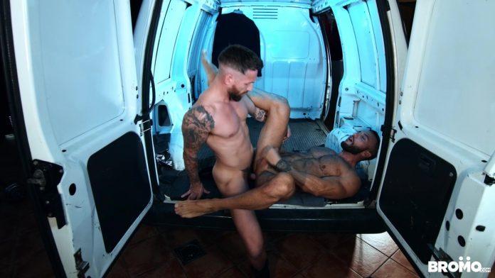 Bromo: The Creeper Van - Nick North & Donato Reyes 1