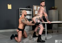 Fisting Central: Teddy Bryce & Julian Torres 1