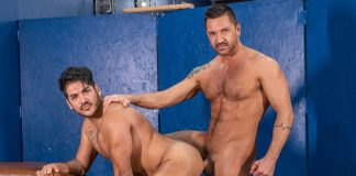 The Passion Of The Piss: Gito Tower and Dominic Pacifico 1