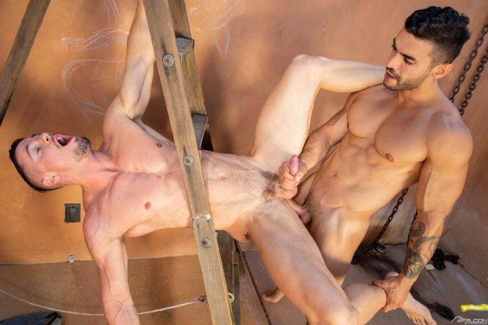 Bareback Ranch: Arad Winwin & Skyy Knox 1