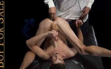Boy For Sale: Jay James - Chapter 1 with Master Ballard 1