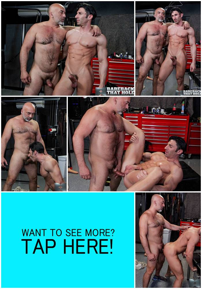 Brian Davilla and Sir Jet for Bareback That Hole